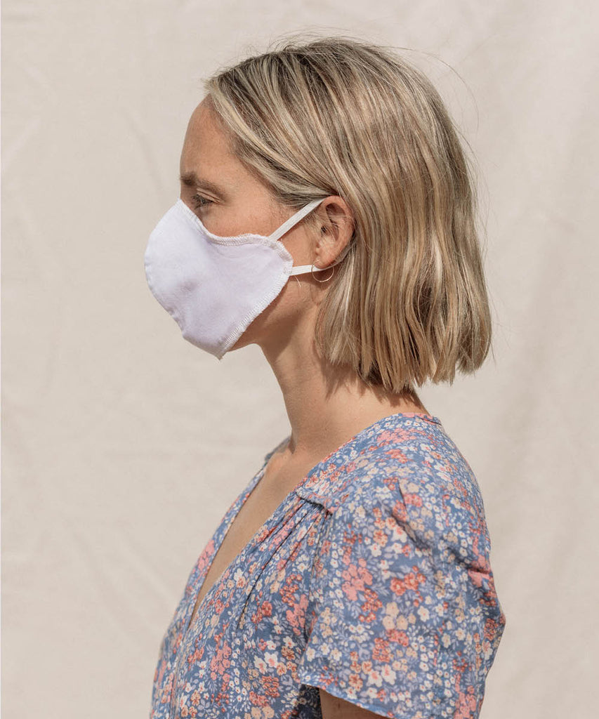 The Sustainable Mask | Solids 5-Pack