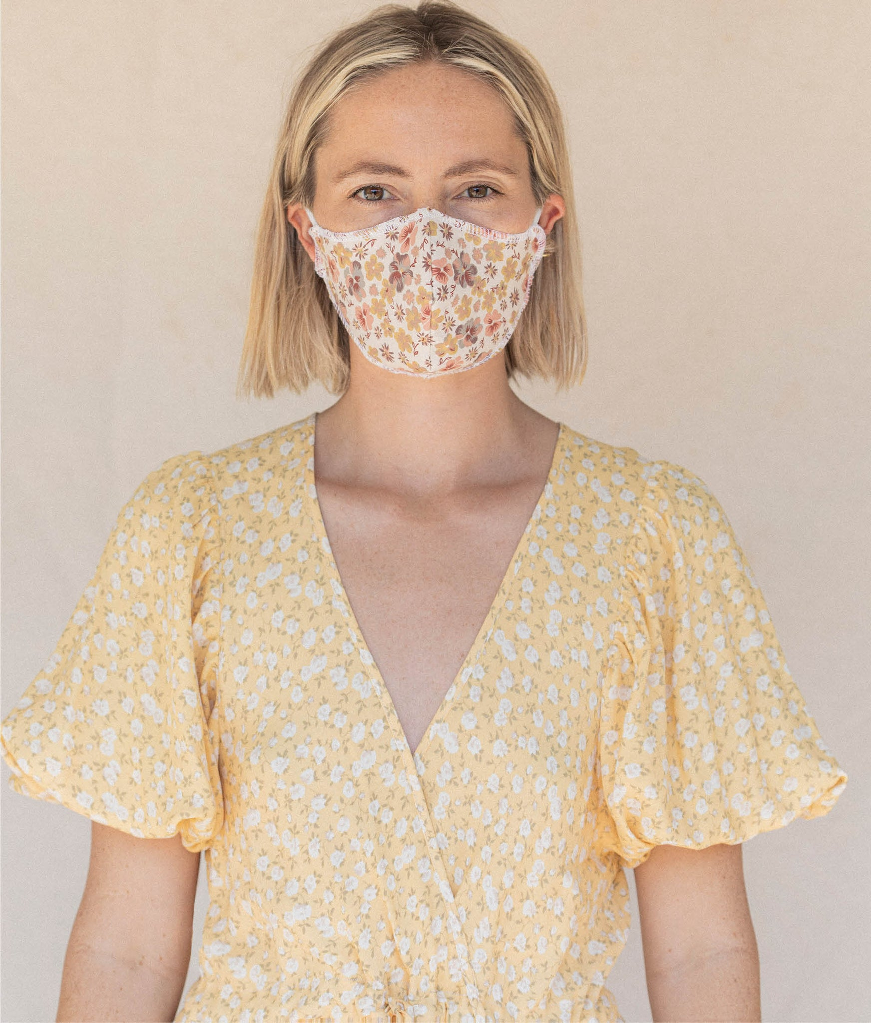 The Sustainable Mask | Florals 5-Pack