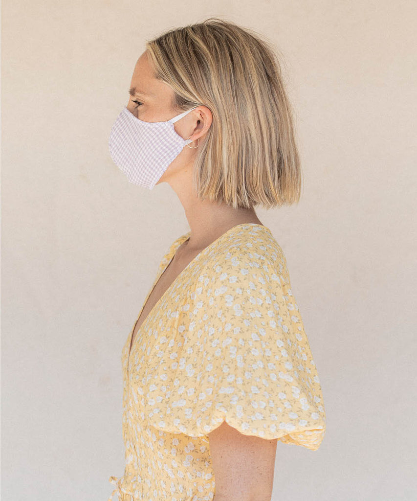 The Sustainable Mask | Linens 5-Pack image 6