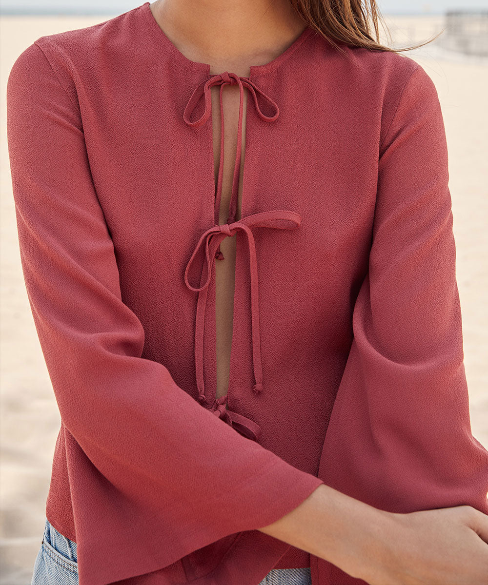 The Opal Top   Rosewood