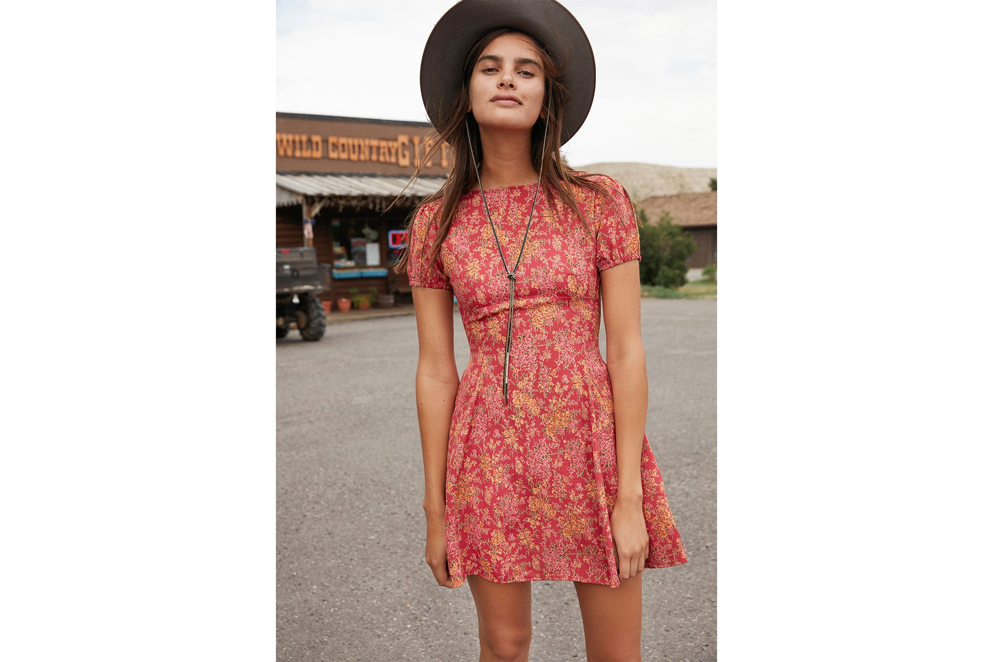 The Ophelia Dress | Thulian Floral