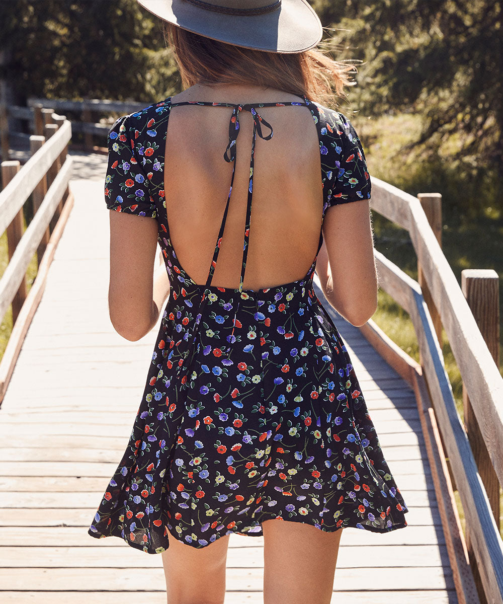 The Ophelia Dress | Ebony Bloom