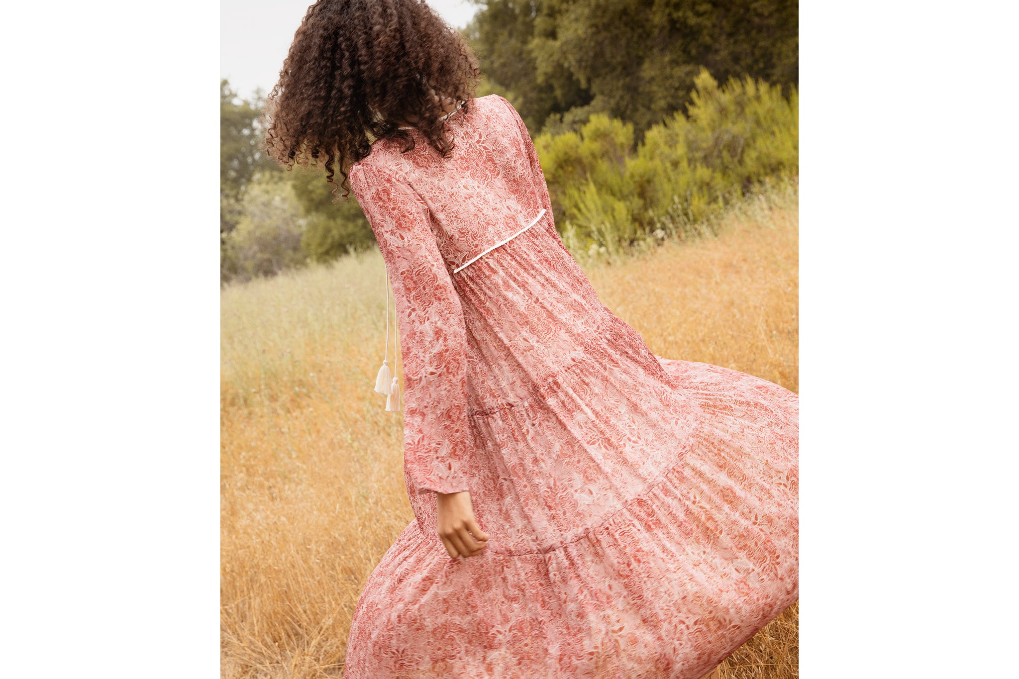 The Paloma Dress | Amaranth Garden