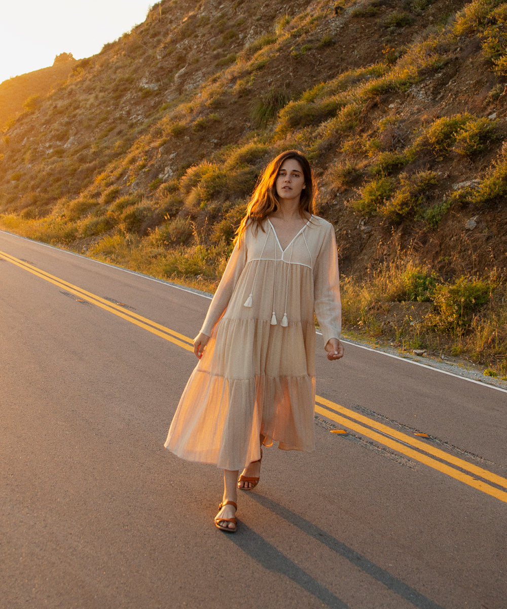 The Paloma Dress | Flax