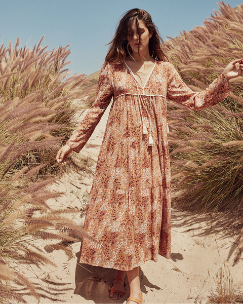 The Paloma Dress | Rust Garden