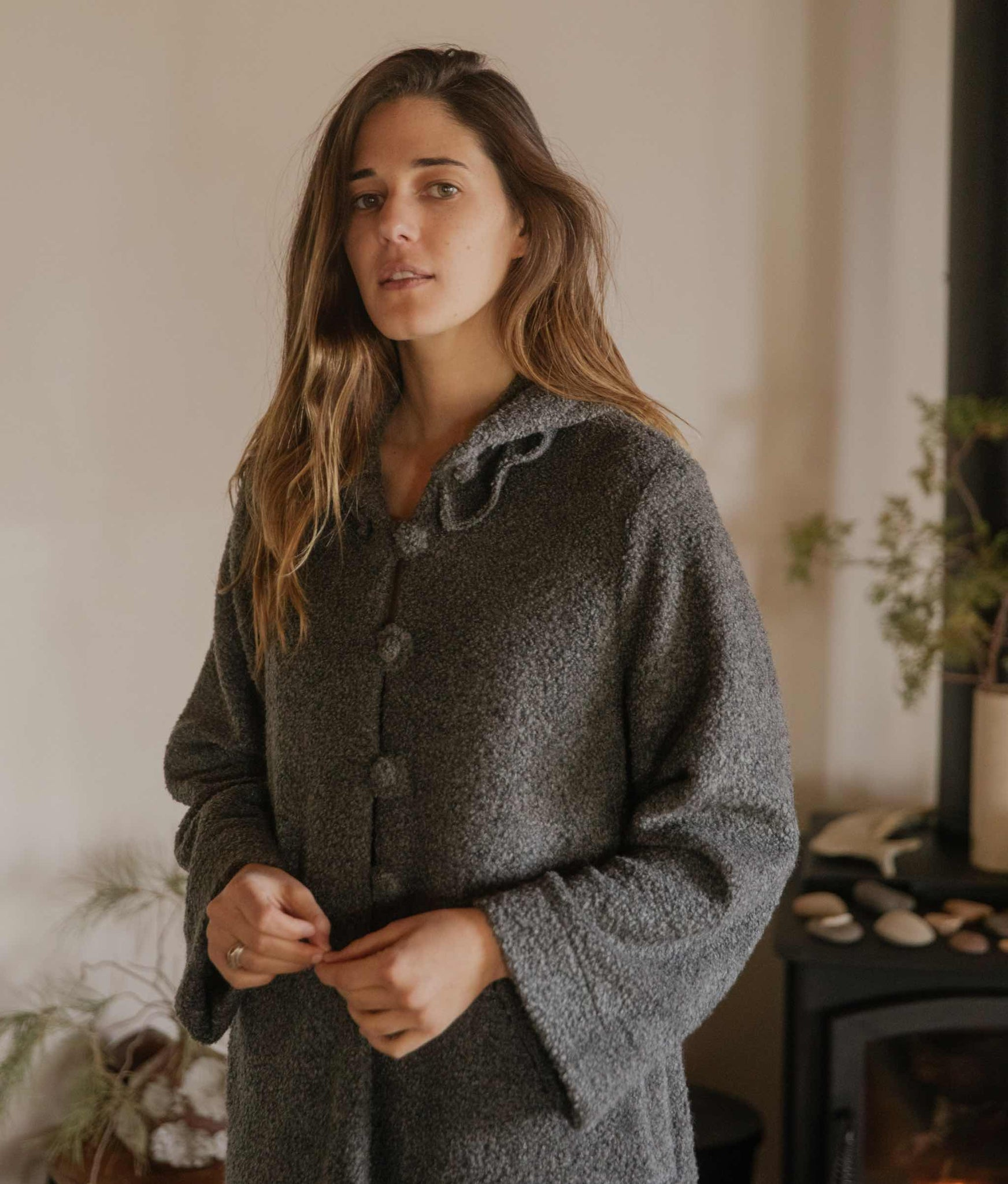 The Primrose Coat | Raincloud