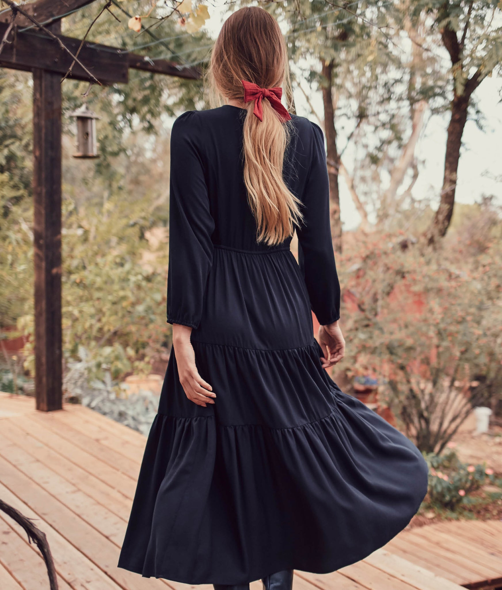 The River Dress | Night