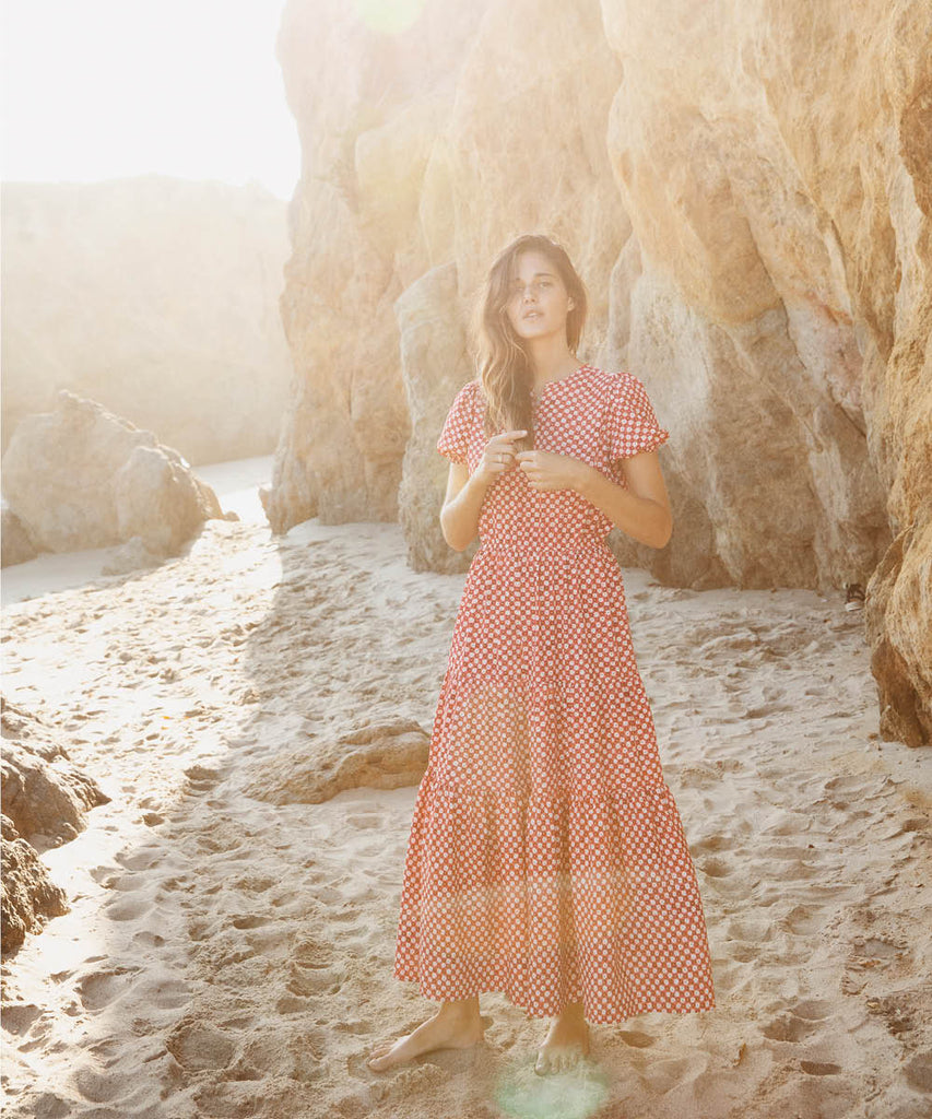 The Robin Dress | Apple Blossom image 5