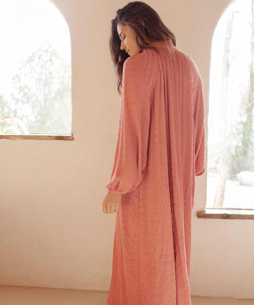 The Rumi Dress | Dusty Rose