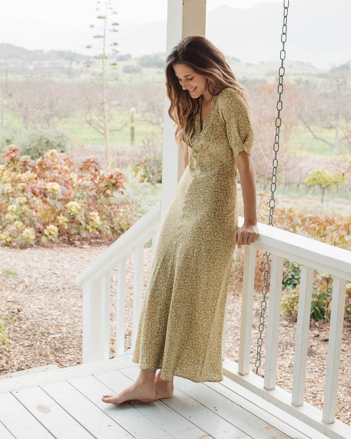 The Ruth Dress | Rose Meadow
