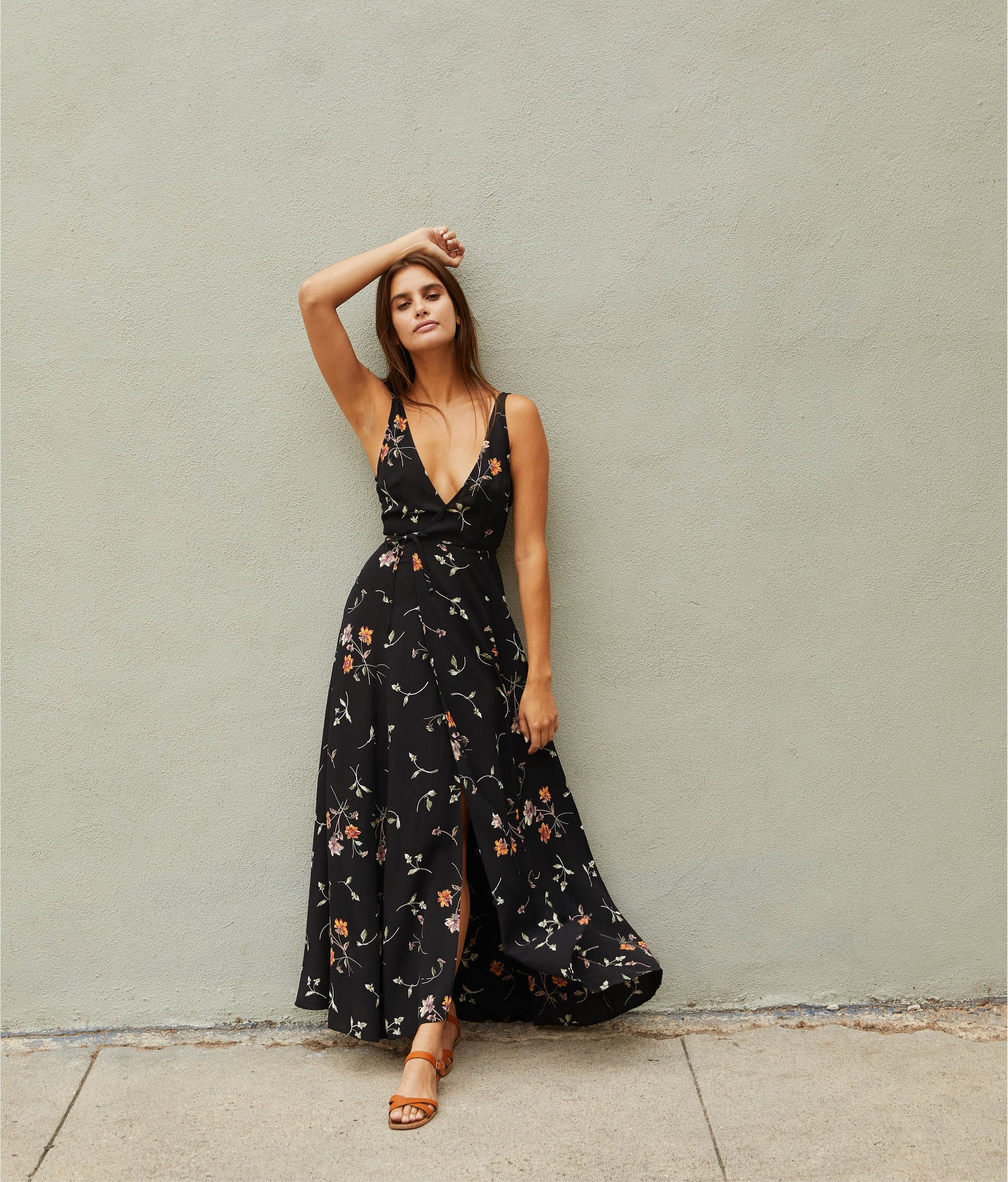 The Sarita Dress | Night Field