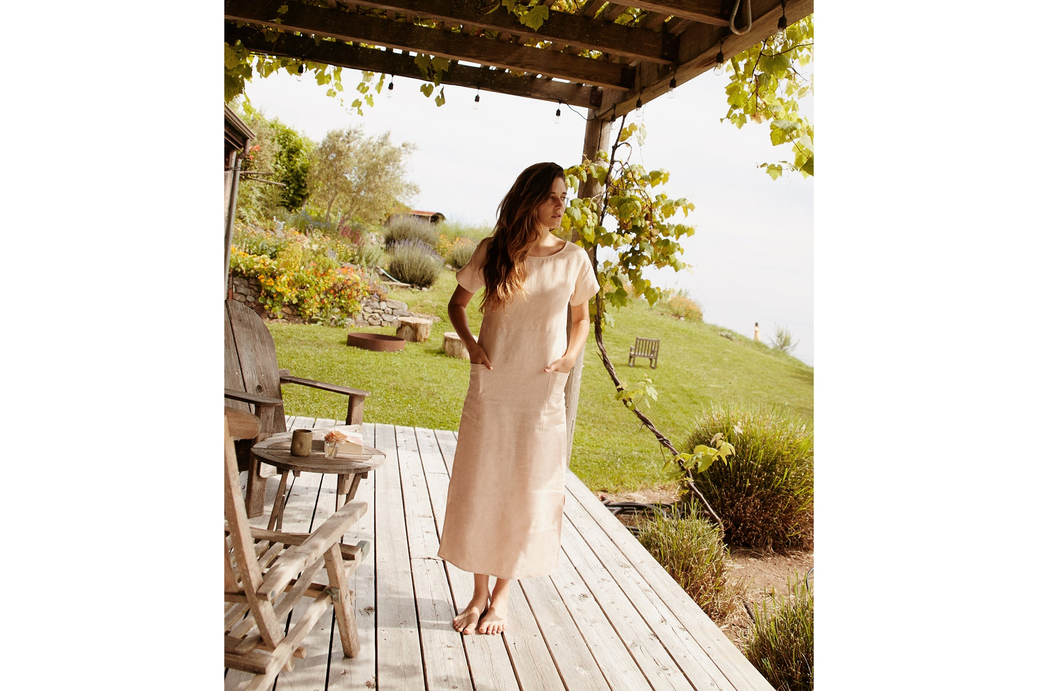 The Seaton Dress | Butterscotch