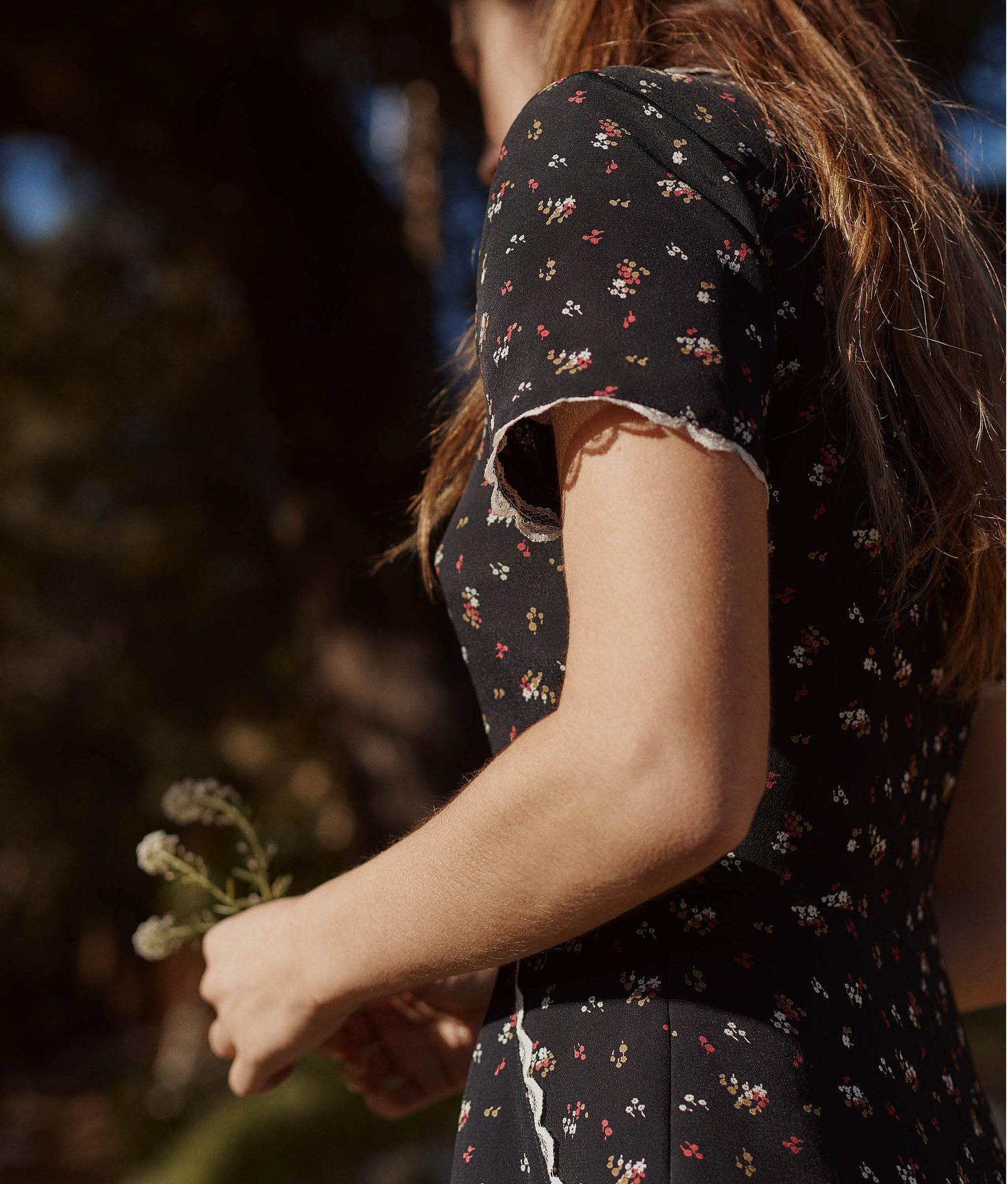 The Sebastian Dress | Wildflower Garden