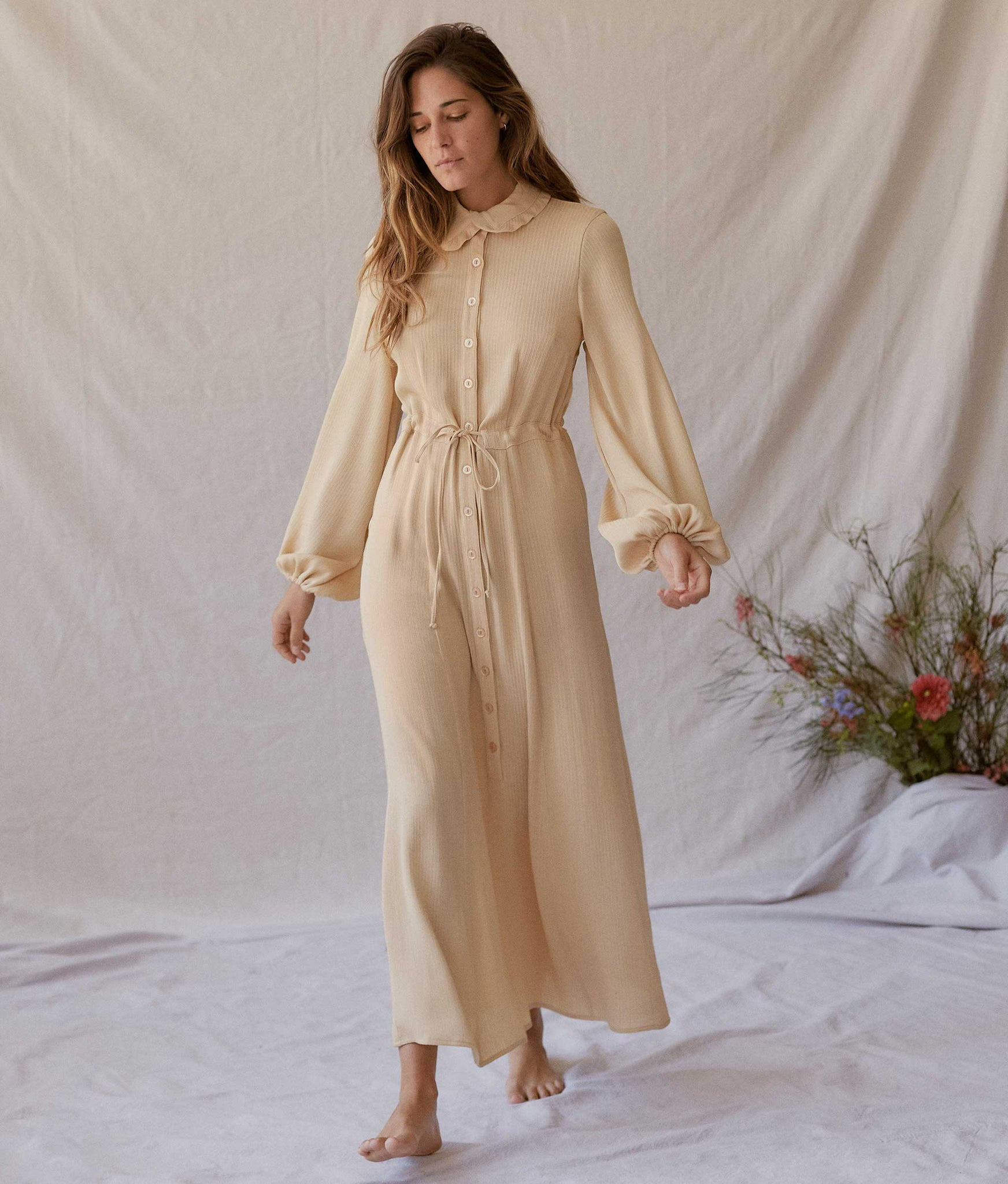 The Selma Dress |  Sand Dune