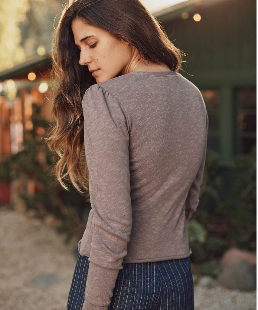 The Skye Henley | Taupe image 11