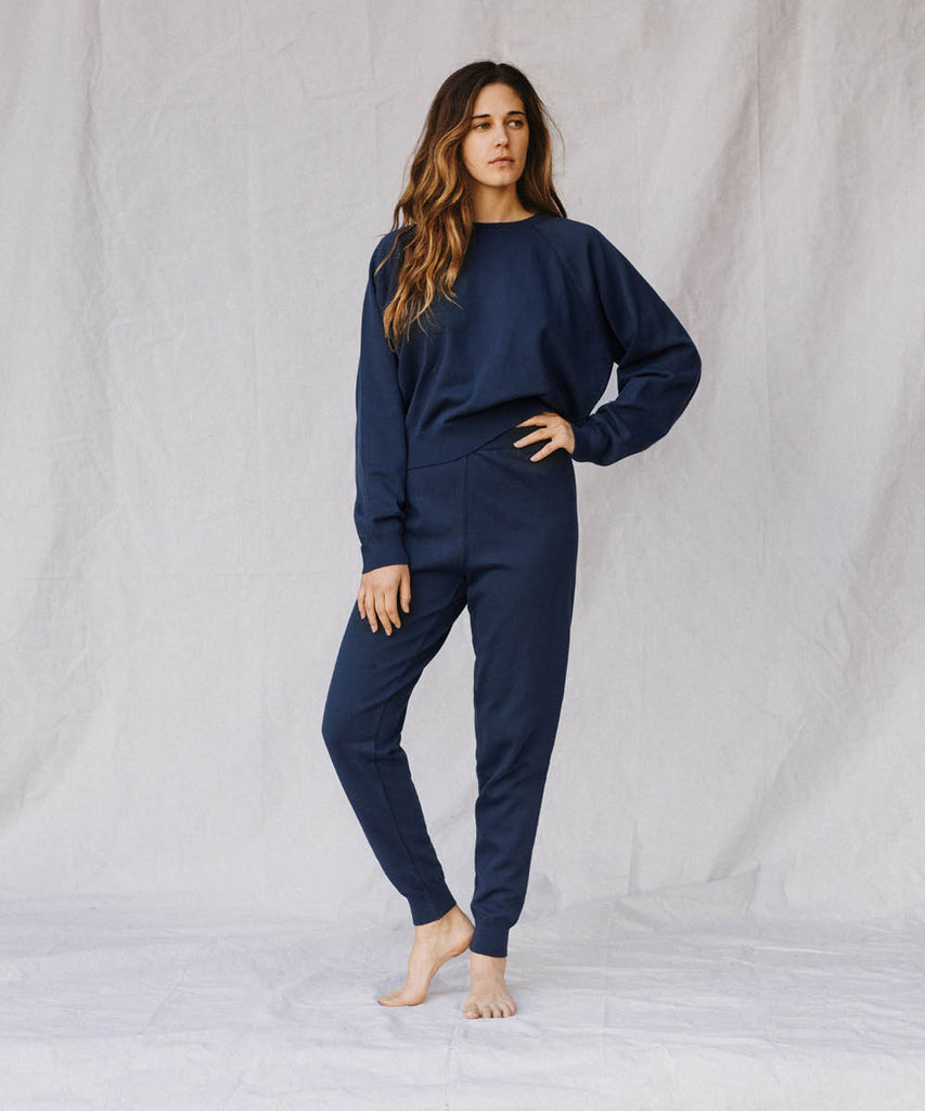 The Sonny Sweater | Midnight (Imperfect)