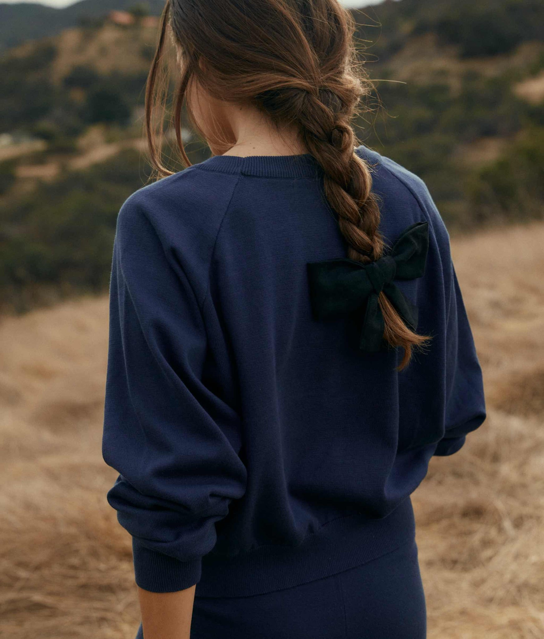 The Sonny Sweater | Midnight