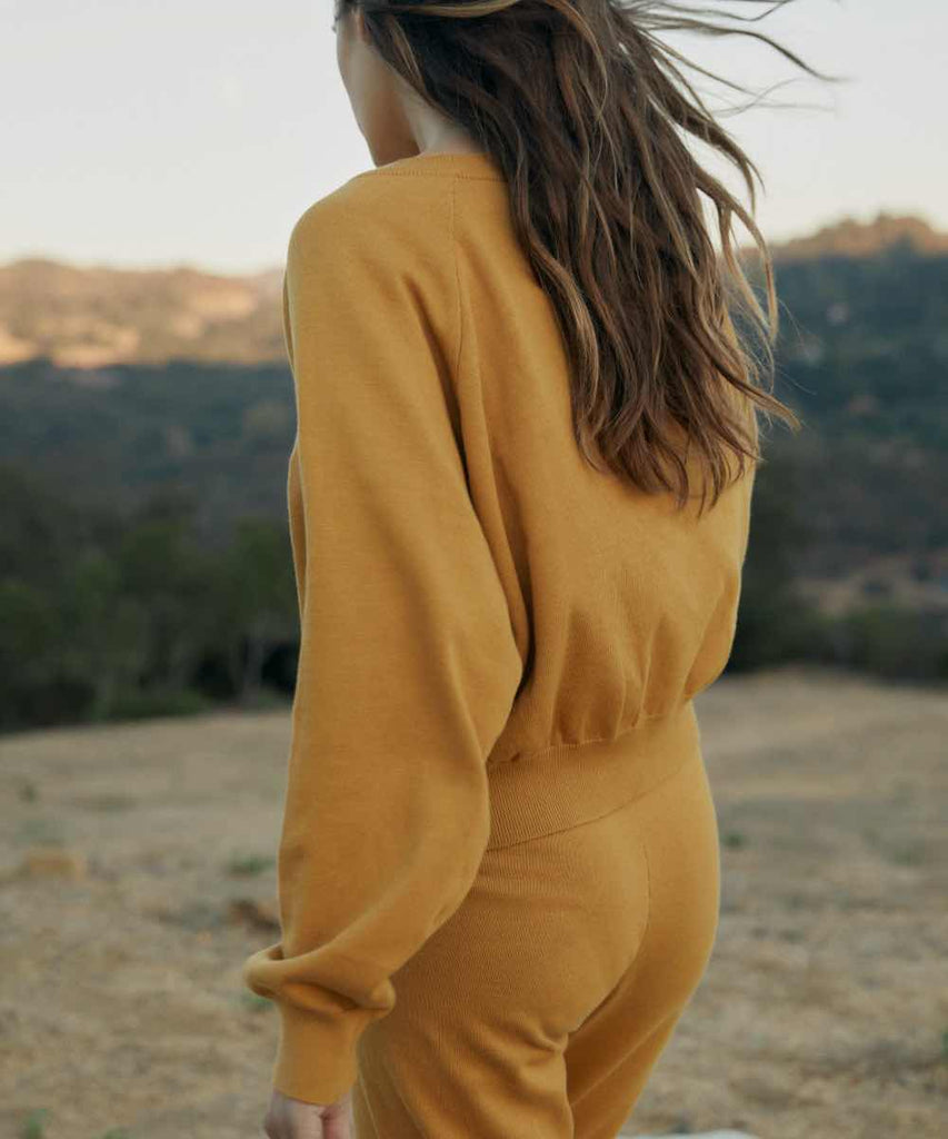 The Sonny Sweater | Mustard