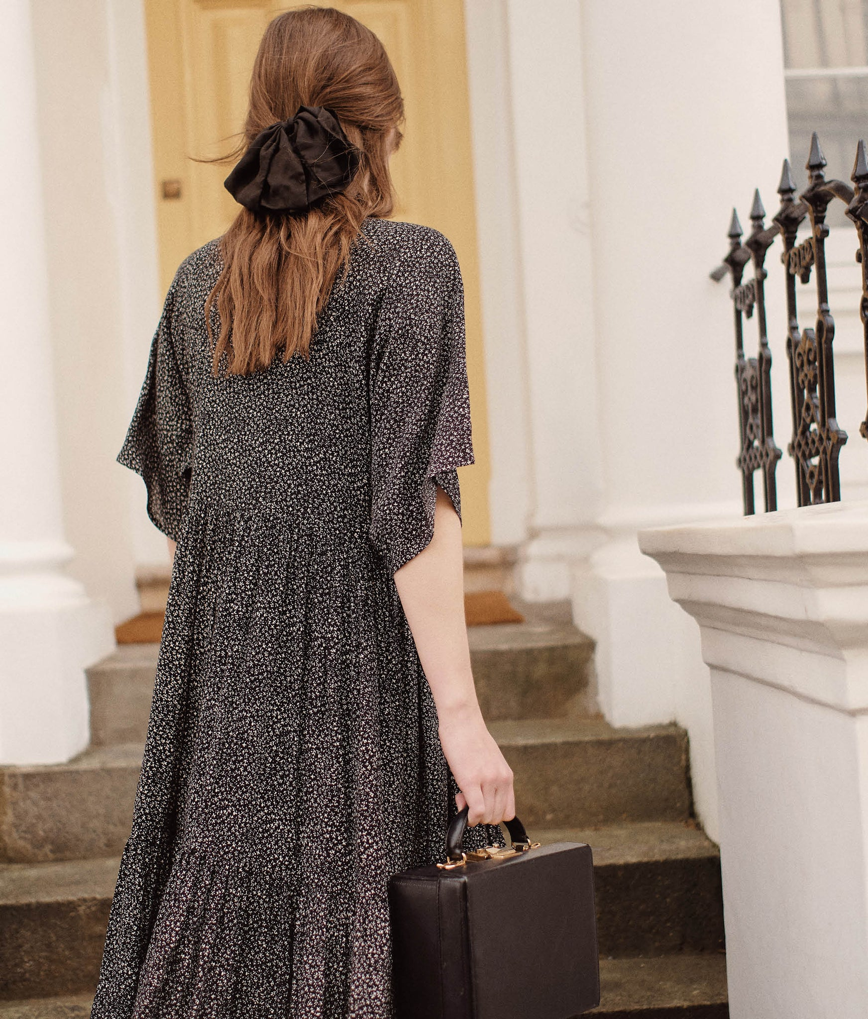 The Theo Dress | Night Calico