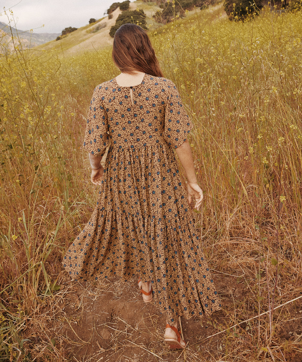 The Theo Dress | Honey Floral