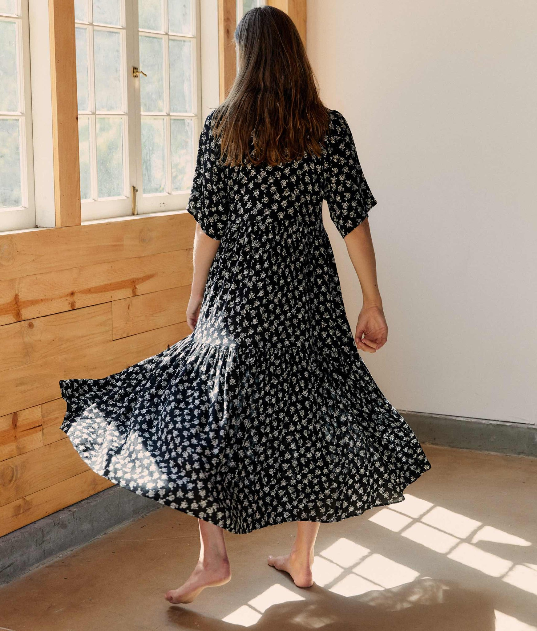 The Theo Dress | Raven Meadow