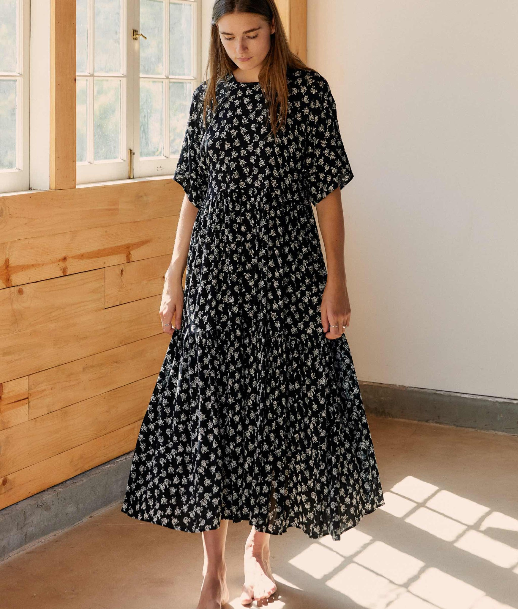 The Theo Dress Petites | Raven Meadow