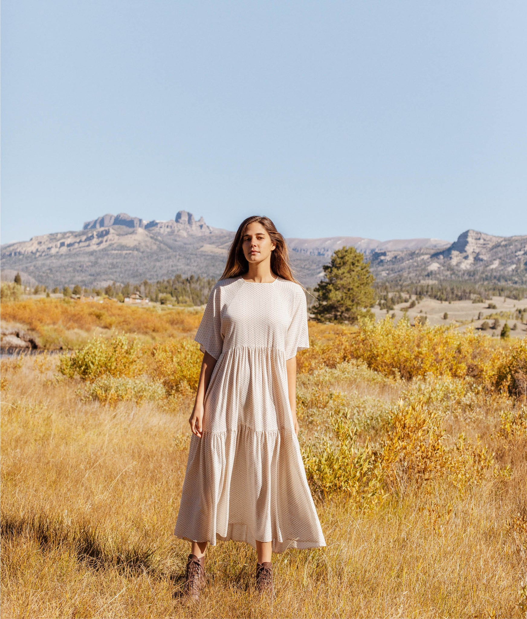 The Theo Dress | Canyon Ditsy
