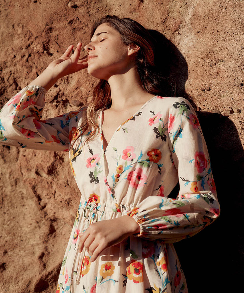 The Willa Dress | Desert Floral image 4