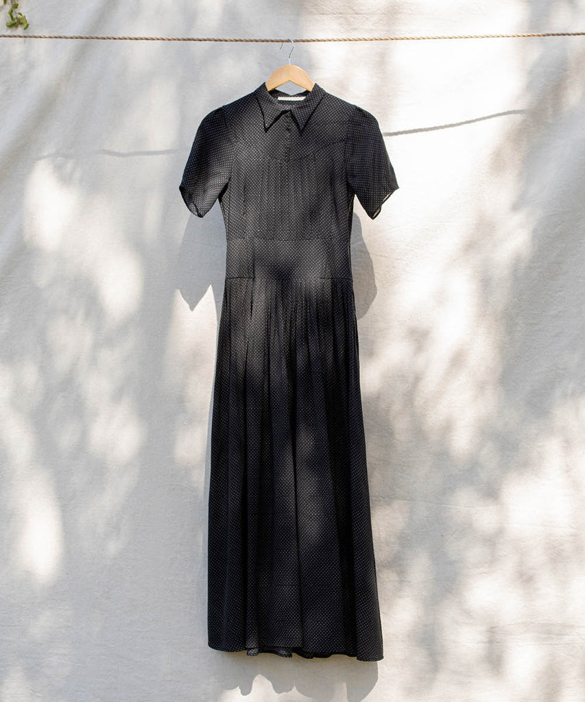The Winslet Dress | Noir Starlight (4-of-a-Kind) image 4
