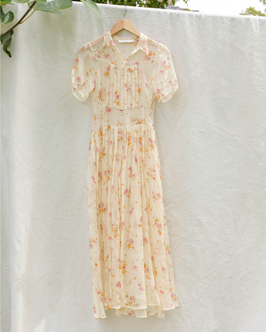 The Winslet Dress | Summer Blossom