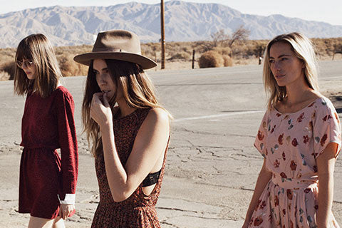 Christy Dawn - Sustainable, Ethical & Timeless Dresses & Accessories