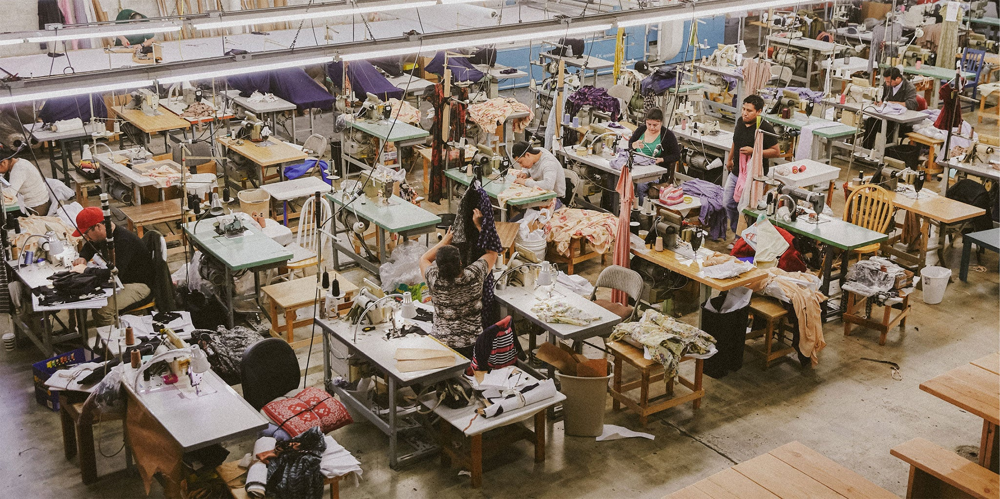 Christy Dawn Factory Tour