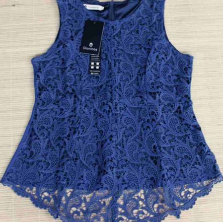 Peplum Tops Sheer Shirt Women Casual Sleeveless Dress