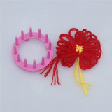 Circular Knitting Loom makes Flower Daisy Patterns and More