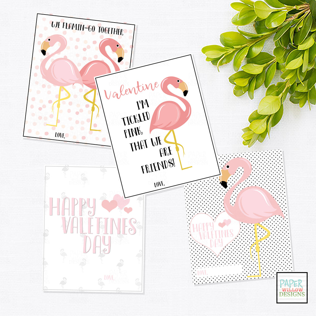 Flamingo Fiesta-Bookmark