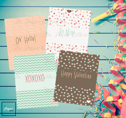Girly Girl-Valentine Cards