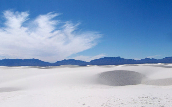 Welcome to White Sands National Monument