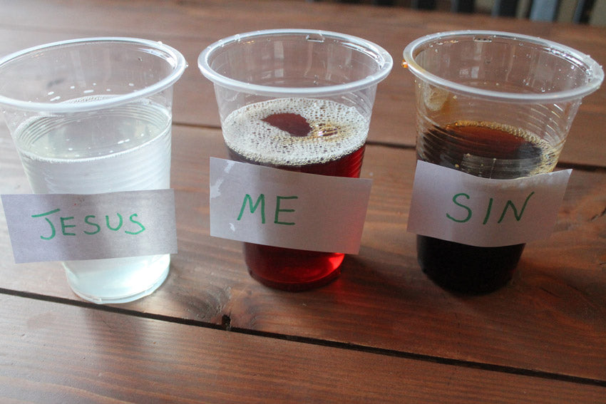 3 Fun Experiments to Try with your Kids + Powerful Bible Lessons