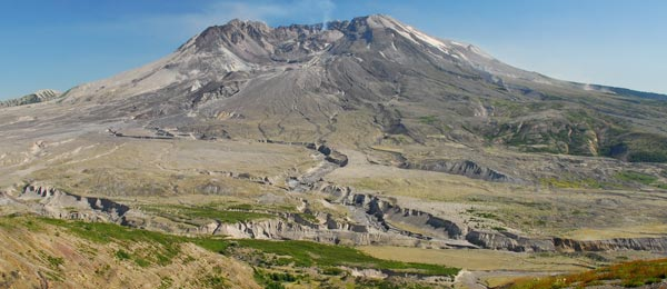 Mount St. Helens Miniature Grand Canyon