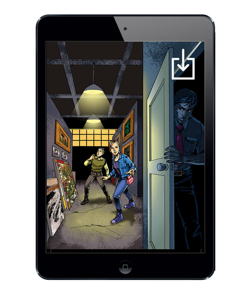 Art Heist Adventure - Digital Download