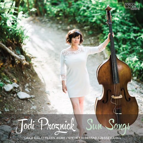 JODI PROZNICK QUARTET - Sun Songs