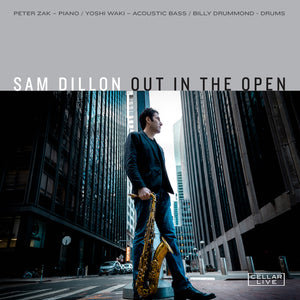SAM DILLON - Out In The Open