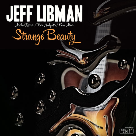 JEFF LIBMAN - Strange Beauty
