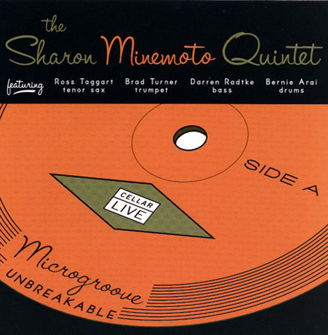 SHARON MINEMOTO QUINTET - Side A