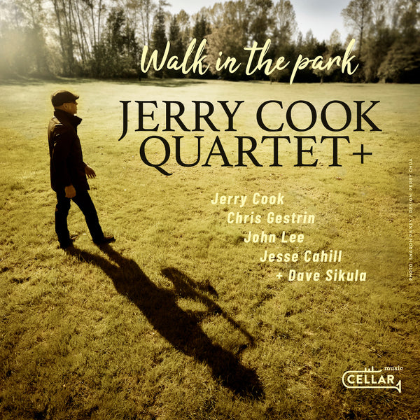 JERRY COOK QUARTET - Walk In The Park