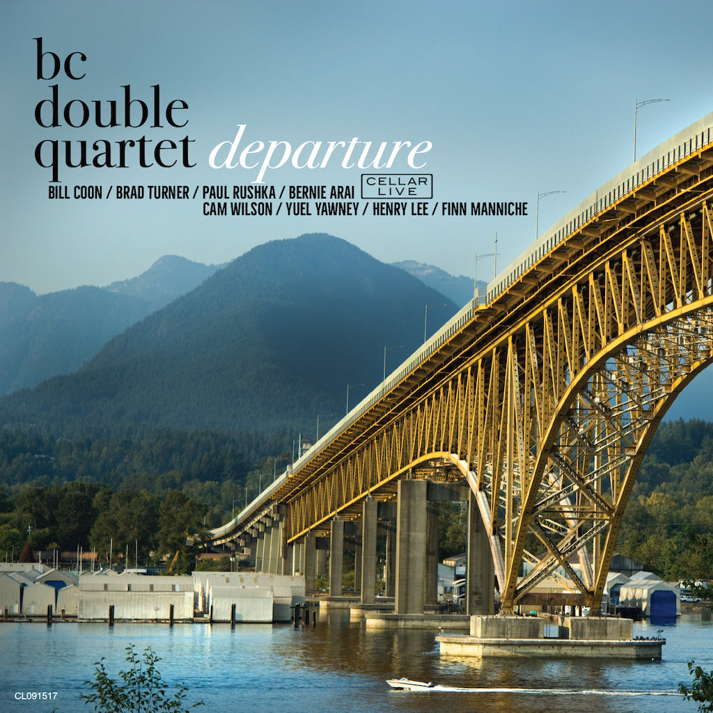 BC Double Quartet – Departure (2018)  (Jazz)