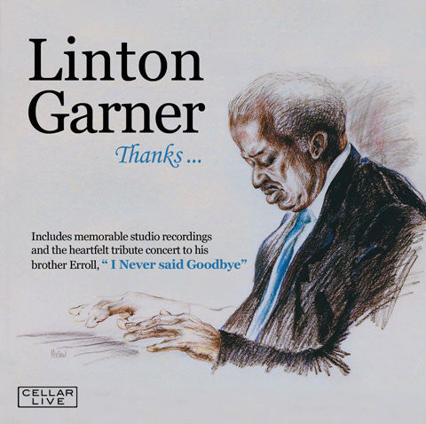 LINTON GARNER - Thanks....