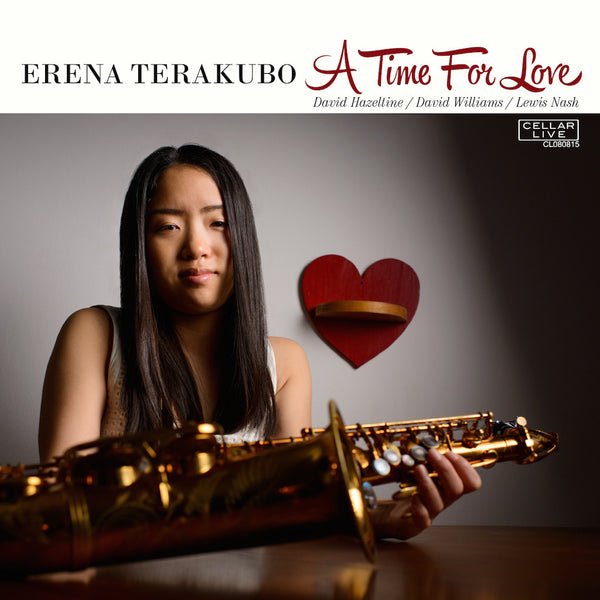 ERENA TERAKUBO - A Time For Love