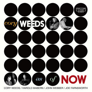 CORY WEEDS - As Of Now