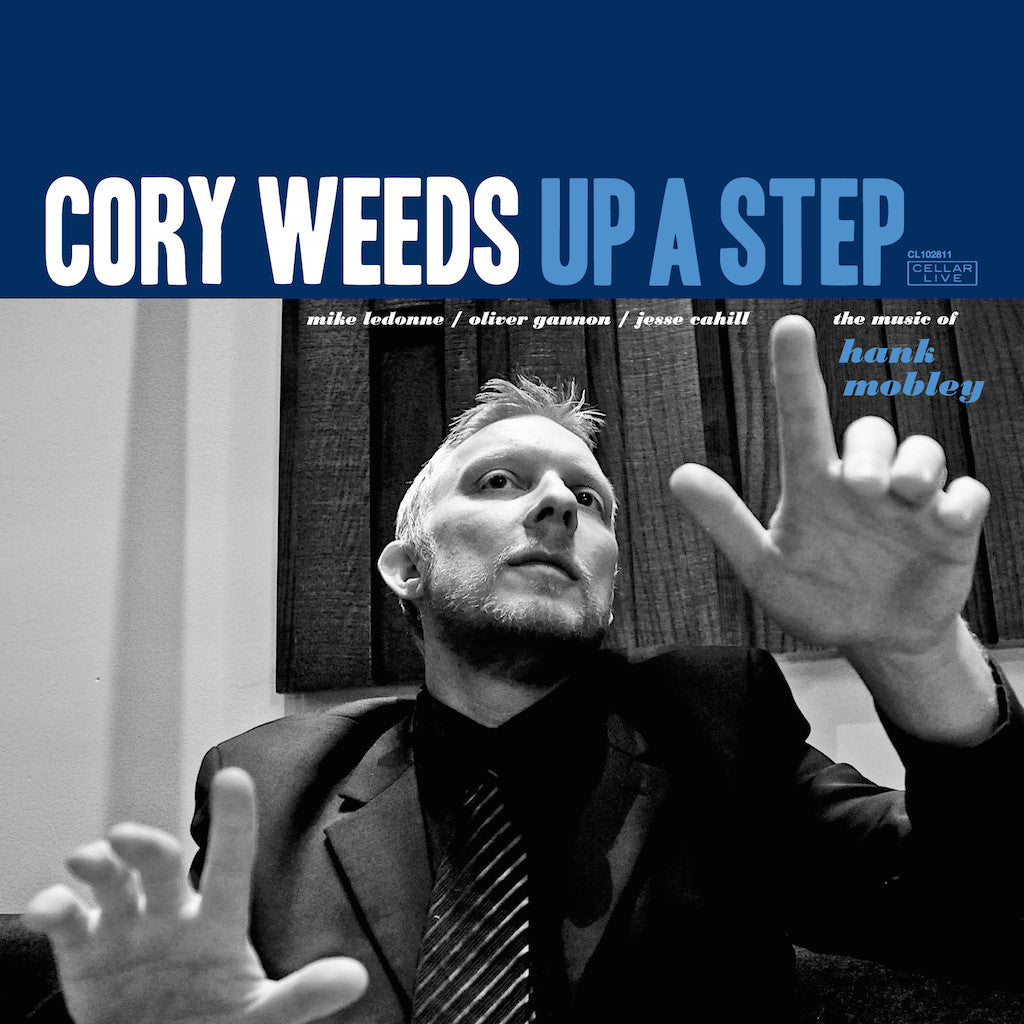 CORY WEEDS - Up A Step